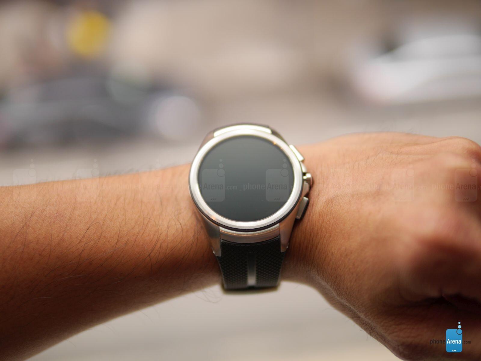 LG Watch Urbane Reviews