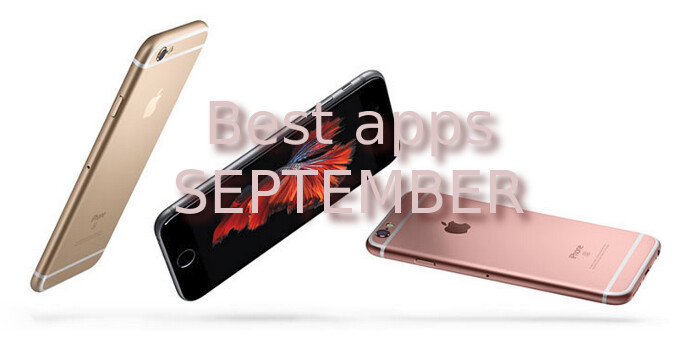 Best new Android, iPhone and Windows Phone apps of September 2015