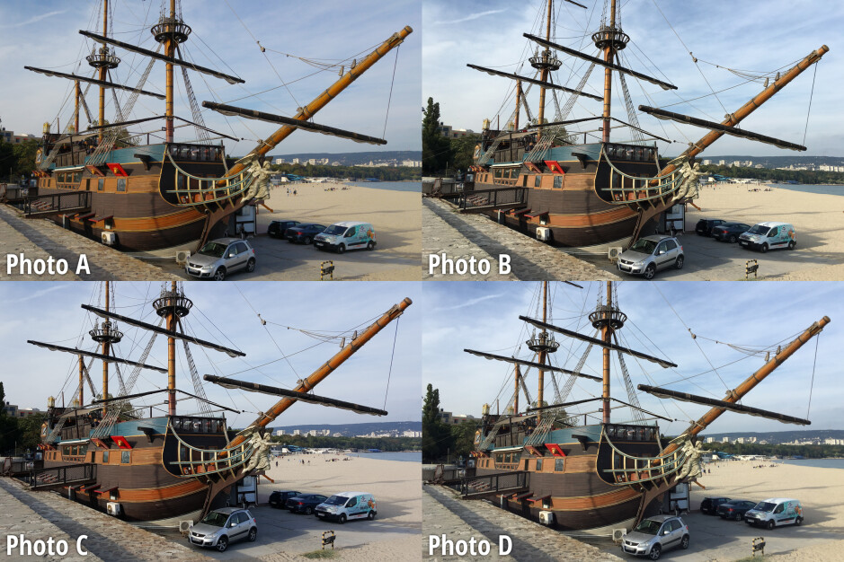 Side-by-side comparison. Click to zoom in - iPhone 6s vs Galaxy S6, LG G4, iPhone 6 blind camera comparison: vote for the best phone