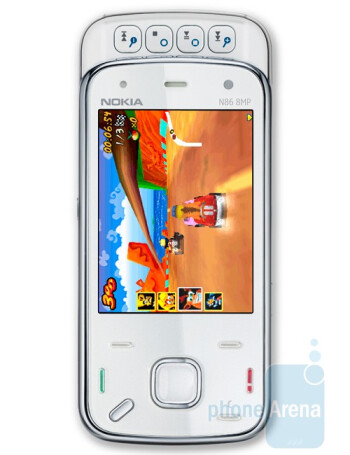 Nokia N86 8MP officially at the MWC