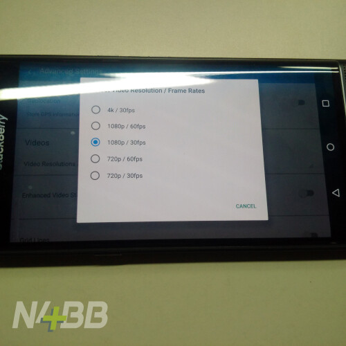 BlackBerry Priv - leaked hands-on photos, plus official images