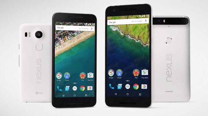 9 key differences between the Google Nexus 5X and Nexus 6P