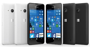 Microsoft announces the super-affordable Lumia 550 with ...