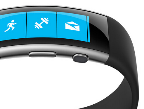 Microsoft's new $249 Band fitness tracker brings a vast arsenal of sensors to your wrist