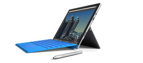 Surface Pro 4 images