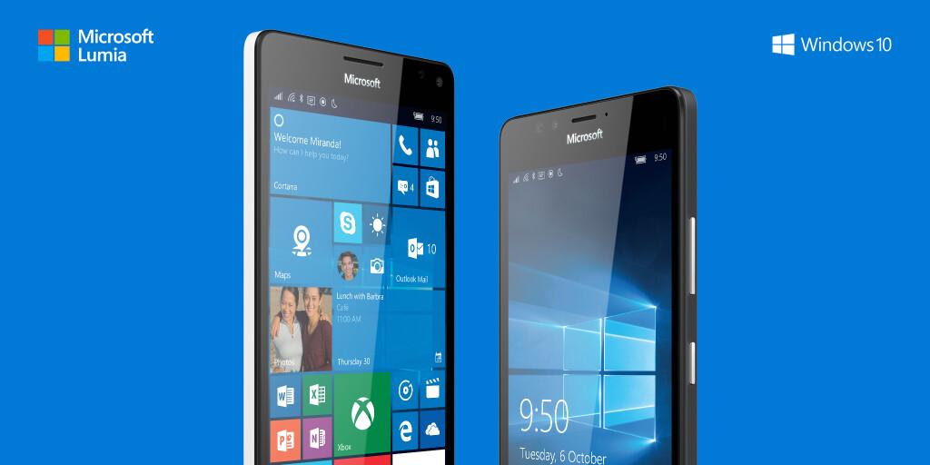 Microsoft Lumia 950, 950 XL size comparison vs Apple ...