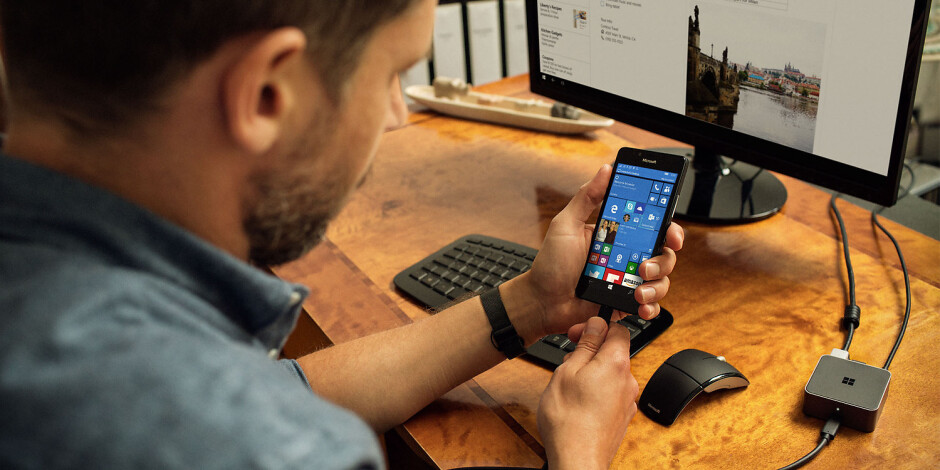 Your future desktop is a Windows phone - Continuum: Microsoft has got an ace up its sleeve