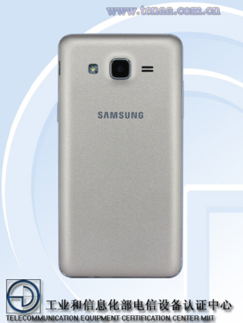 Samsung Galaxy Grand On is certified in China by TENAA