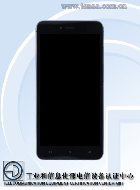 TENAA certifies two new Gionee phones, the GN5001 and the ...