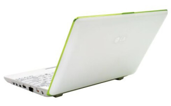 LG unveils netbook with integrated 3G modem