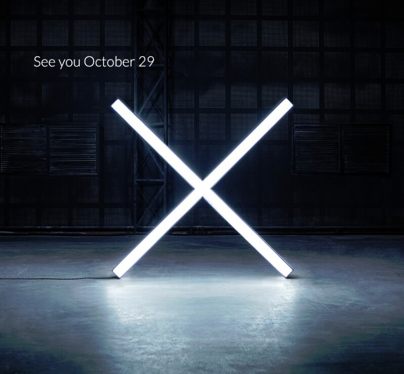 OnePlus teases its October 29th media event to unveil the OnePlus X - New OnePlus X teaser hints at October 29th unveiling in India