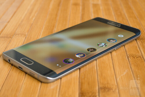 Samsung Galaxy S6 edge+ - 2.1s
