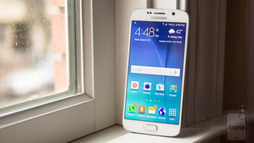 Samsung Galaxy S6 - 2.2s