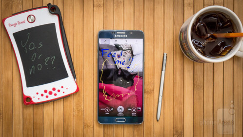 Samsung Galaxy Note5 - 2.1s