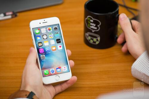 Apple iPhone 6s - 1.7s