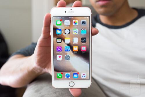 Apple iPhone 6s Plus - 1.6s