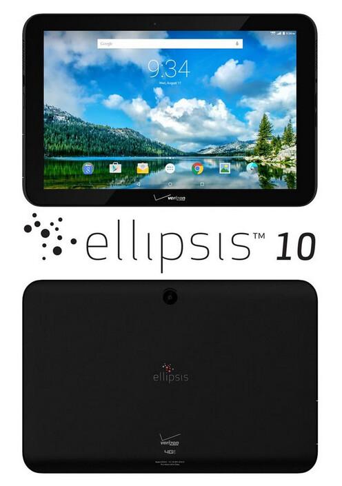 Tweet from Evan Blass outs Verizon's Ellipsis 10 budget slate - Leak shows Verizon prepping 10-inch Android-powered Ellipsis budget slate
