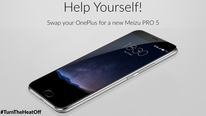 Ouch! Meizu sends OnePlus a box of its own medicine
