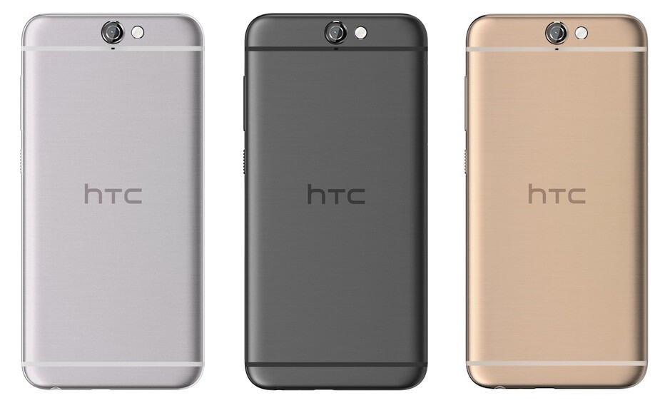 HTC One A9: all new features