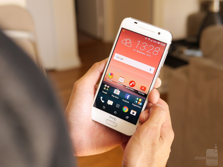 HTC One A9 hands-on