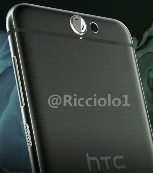 Leaked image of the HTC One A9 - HTC One A9 image leaks out just before the media event