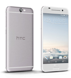 HTC One A9 goes official: brand-new Android Marshmallow, familiar design