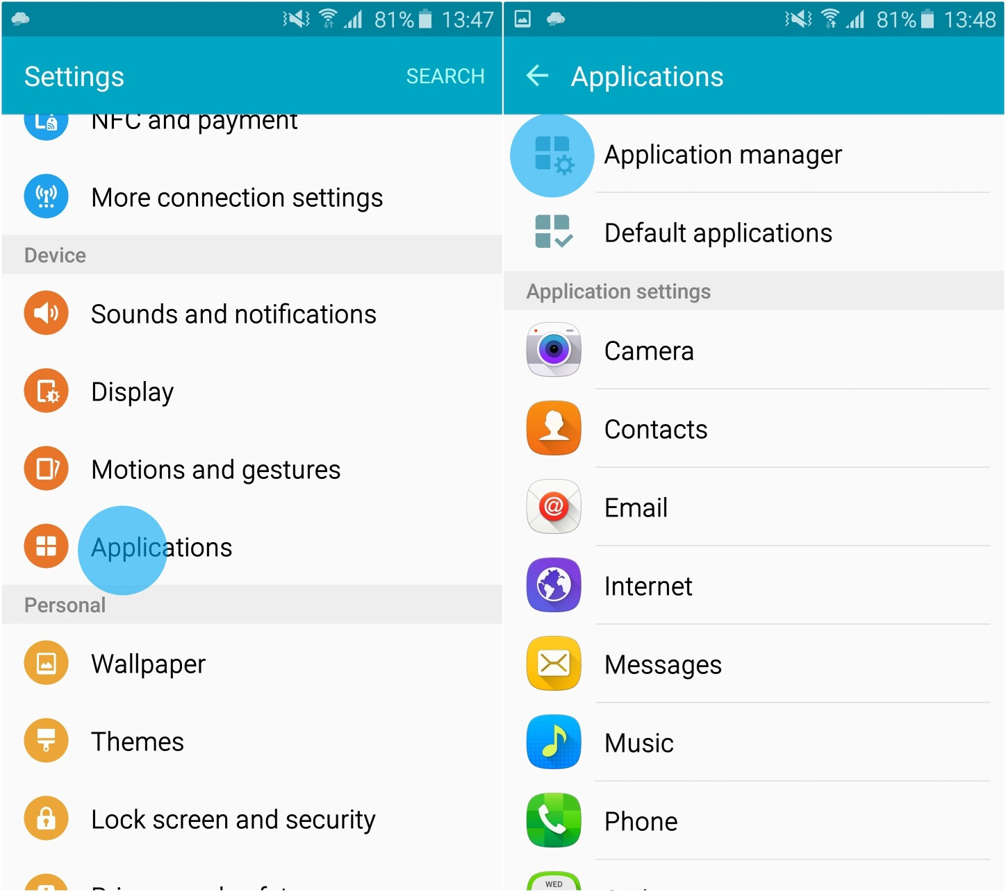 How To Get Rid Of Notifications Badges On Apps If You Have A Samsung