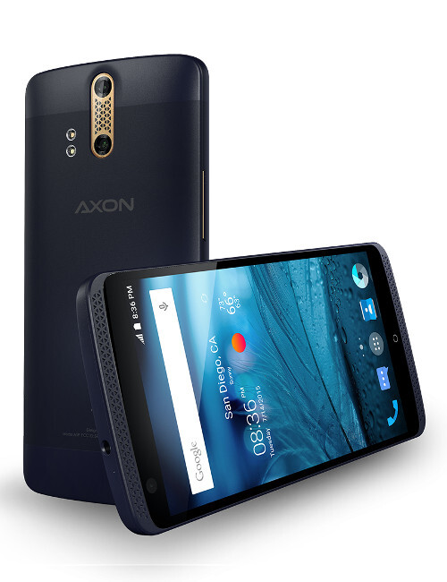 Here comes the axe: ZTE announces a more affordable Axon, larger storage option for the Axon Pro