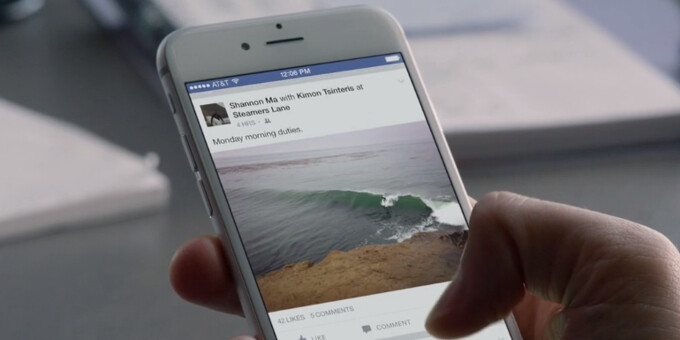 Facebook: our iOS app is indeed draining your iPhone's battery life, but an update partially fixes things