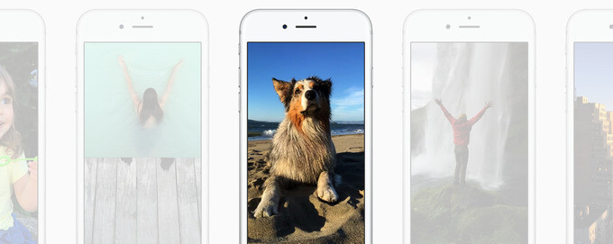 iPhone 6s: how to make your own custom Live Photo wallpaper from a video or GIF animation