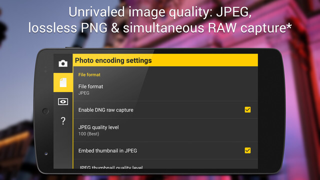 5 Android camera apps that can shoot raw photos - PhoneArena