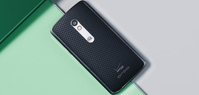 Motorola DROID Turbo 2 and DROID Maxx 2 size comparison vs