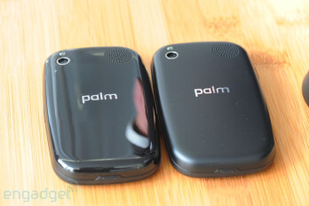 Pre's wireless charging requires soft matte battery cover