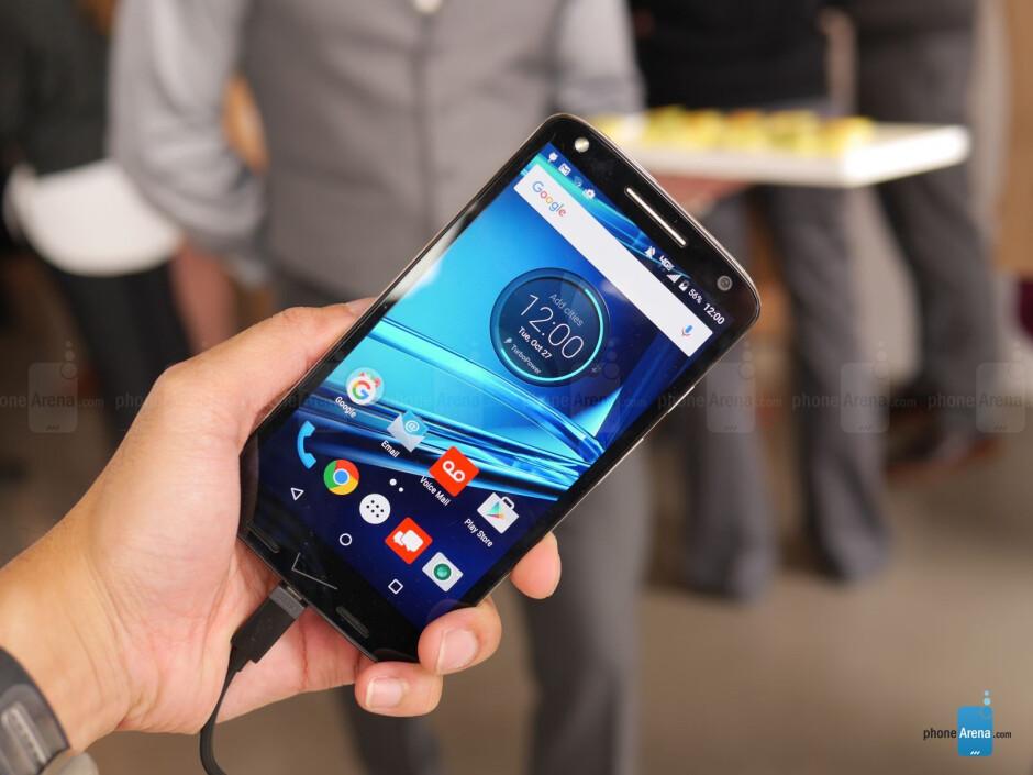 Motorola DROID Turbo 2 hands-on