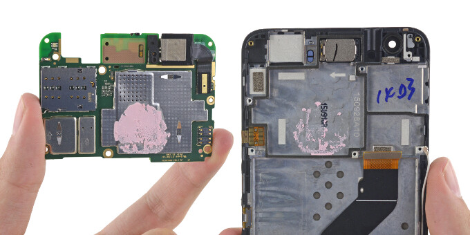 iFixit's Nexus 6P teardown reveals it's a nightmare to get the phone repaired