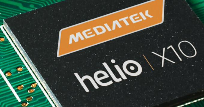 3 great new smartphones with MediaTek's most powerful chip: the Helio X10