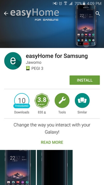 Installare Easyhome