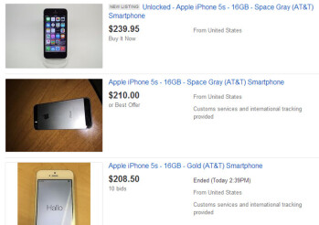 Used phones in working condition can fetch good money on eBay