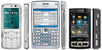 Your first smartphone - what brand was it? (poll results)