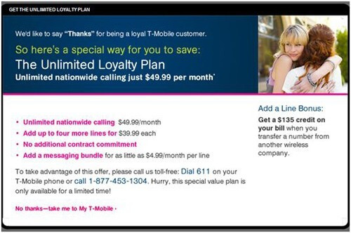 T-Mobile starts pilot plan in San Fransisco for unlimited calling
