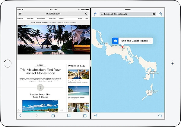 iOS 9: how to use the split screen and picture in picture features on the new Apple iPads