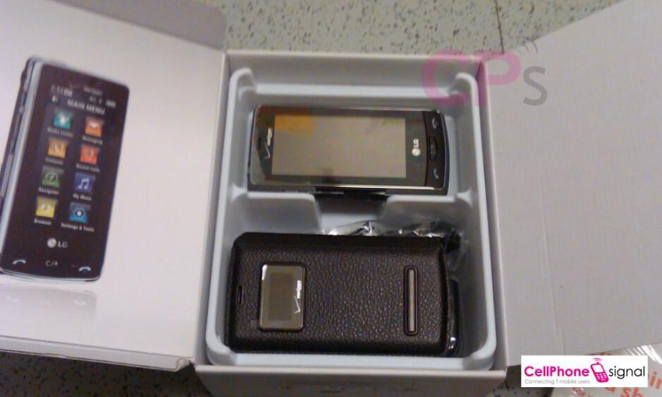 LG's Versa now at a few Verizon stores