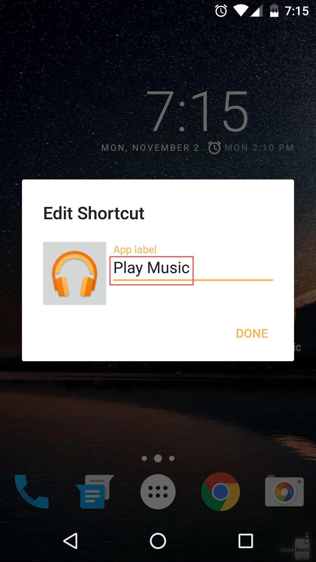 Android как сделать приложения по умолчанию