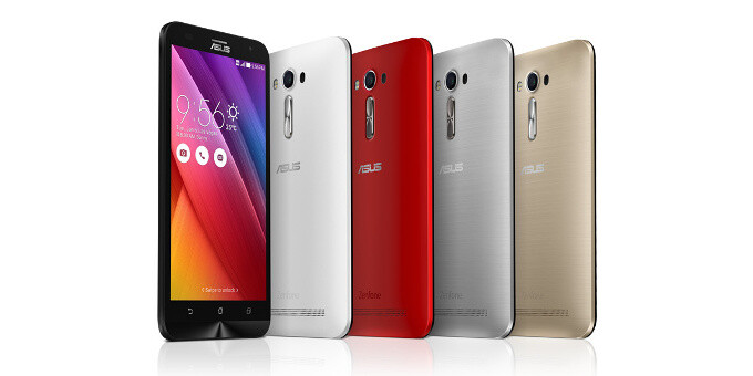 ASUS ZenFone 2 Laser announced for the U.S., available now starting at $199