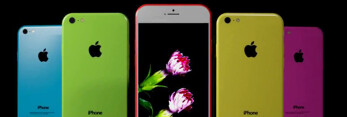 Have A Look At This Rather Plausible Apple IPhone 6c Concept Vivid Colors And Polycarbonate Galore