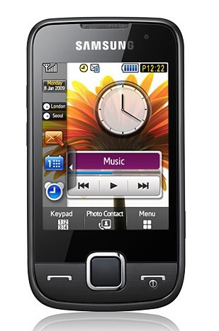 Samsung GT-S5600 is a budget touch phone?