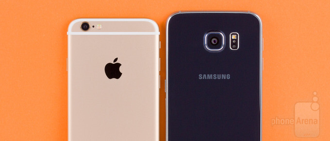 Camera comparison: the 12MP iPhone 6s vs the 16MP Galaxy S6, or why megapixels aren't all that matters in a camera