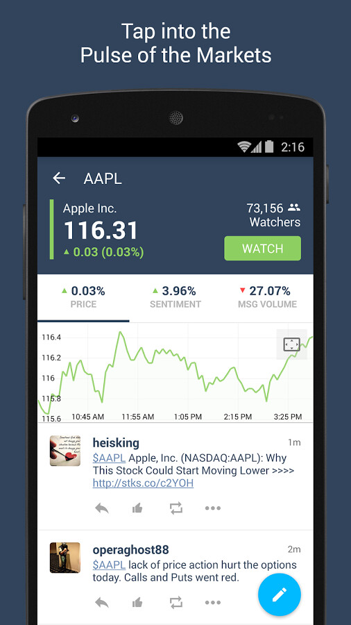 Best Stocks Monitoring Apps And Widgets For Android