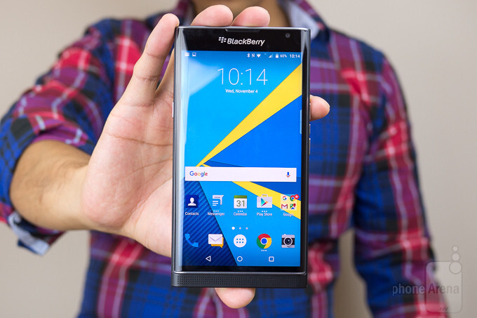 Judging by the PRIV, do you think BlackBerry should adopt Android exclusively?