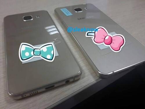 Samsung Galaxy A3 and A5 2015 edition